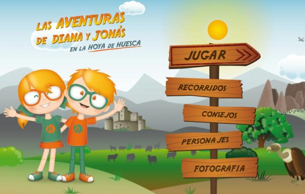 La Comarca de la Hoya de Huesca, finalista en el concurso nacional de aplicaciones para móviles