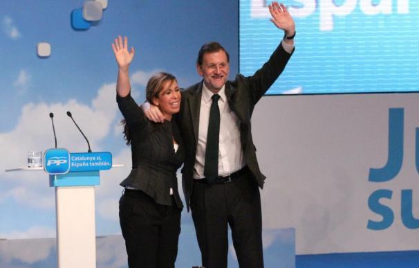 Rajoy regresa este sábado a Barcelona para presumir de su reforma fiscal