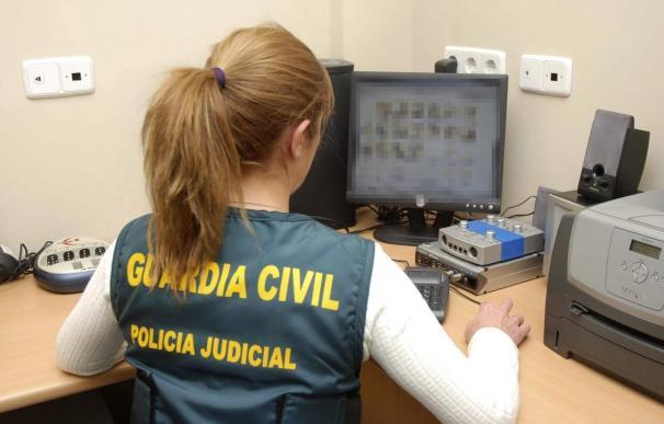 La Guardia Civil asesta un golpe a nuevas vías de pornografía infantil, con 26 detenidos