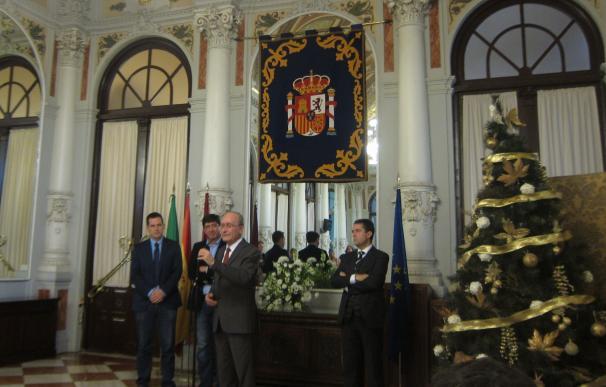 De la Torre plantea a Marín que fondos europeos de Junta sirvan para fortalecer la ciudad ante fuertes lluvias