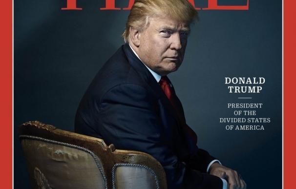 Donald Trump, persona del año para la revista 'Time'