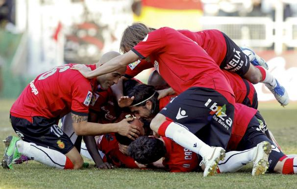 0-1. El Mallorca controla al Rayo y se lleva la victoria