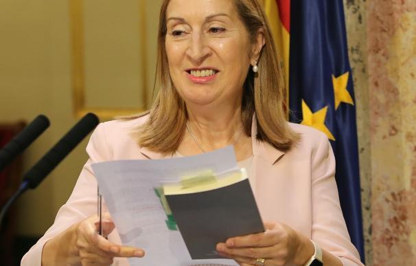 Ana Pastor recibirá el lunes en Valladolid el I Premio Especial del Foto Bimtecnia por su apuesta por la construcción
