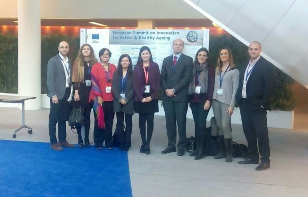 Una red europea galardona a la Comunitat Valenciana por su modelo innovador de envejecimiento activo