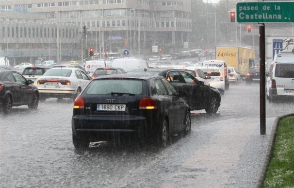 El mes de noviembre en Madrid fue muy húmedo y con temperaturas normales, según la AEMET