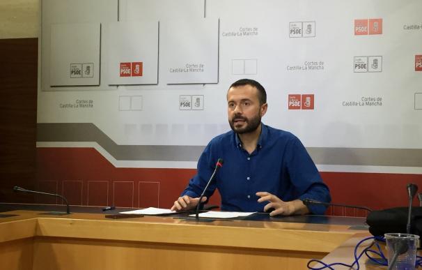 """PSOE admite que el concurso del transporte sanitario se puede mejorar pero incide en que será """"mejor que el de Cospedal"""""""