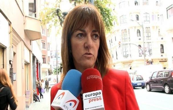 """Mendia insiste en la necesidad de una reforma constitucional para """"mejorar y modernizar la organización territorial"""""""