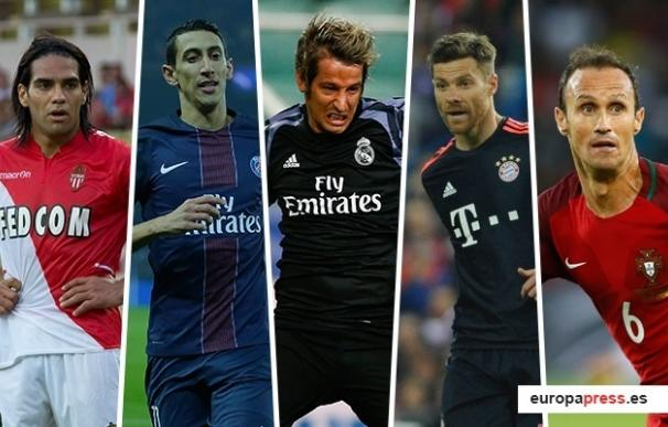 Los cinco jugadores investigados por delitos fiscales serían Di María, Carvalho, Xabi Alonso, Coentrao y Falcao
