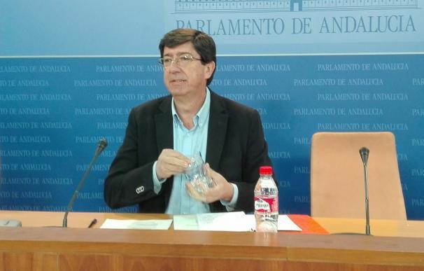 Marín (C's), seguro de que Luciano Alonso dejará su acta de diputado cuando haya señalamiento del juicio