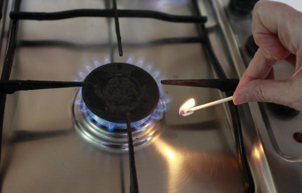 Las importaciones de gas descienden un 0,5% en octubre