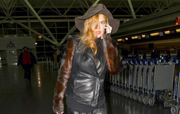 Lindsay Lohan vuelve a casa de su madre