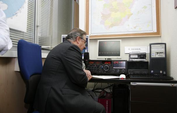 Cerca de 4.000 radioaficionados españoles colaboran con Protección Civil a través de la red REMER