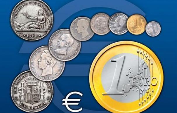 La vida después de las pesetas ha llegado con el euro.