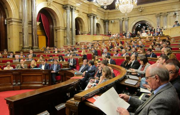 El Parlament aprueba cinco leyes en 2016 y afronta diversos contenciosos con el TC