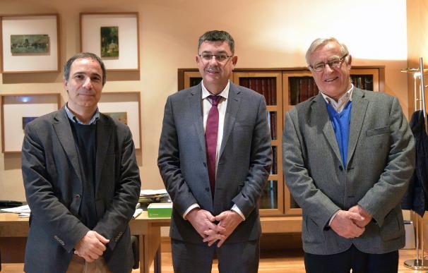 Morera ofrece el apoyo de las Corts a la Capitalidad Mundial de la Alimentación