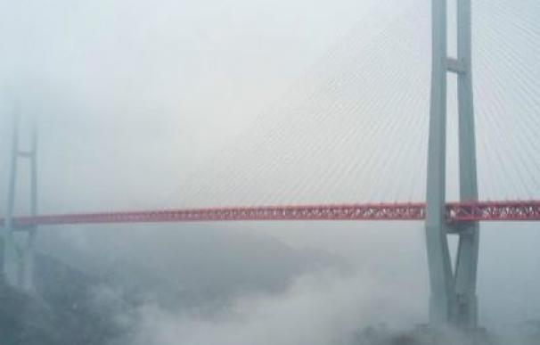 El puente más alto del mundo.