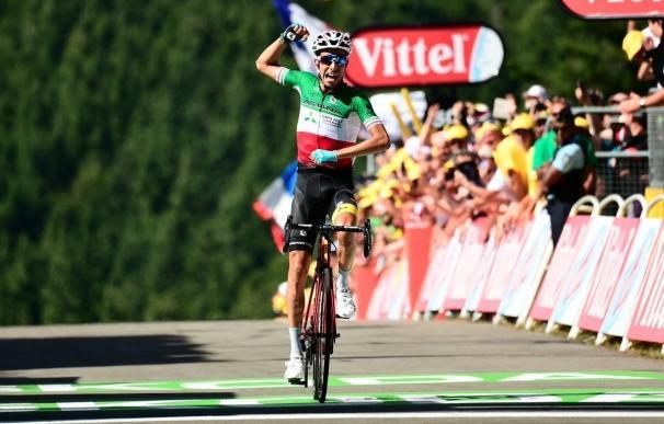 El Astana confirma la presencia de Fabio Aru en la Vuelta