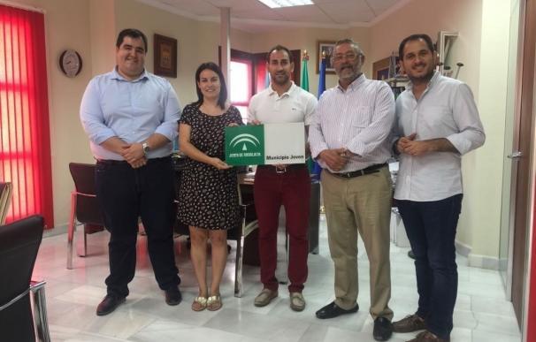 El IAJ reconoce a la localidad almeriense de Albox con el distintivo Municipio Joven