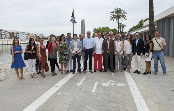 Consistorio y 27 empresas se unen para enriquecer el Año Murillo, que tendrá pasaporte como el de Expo