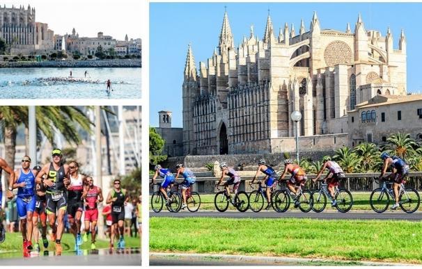 Palma de Mallorca acoge el Santander Triathlon Series el 3 de septiembre