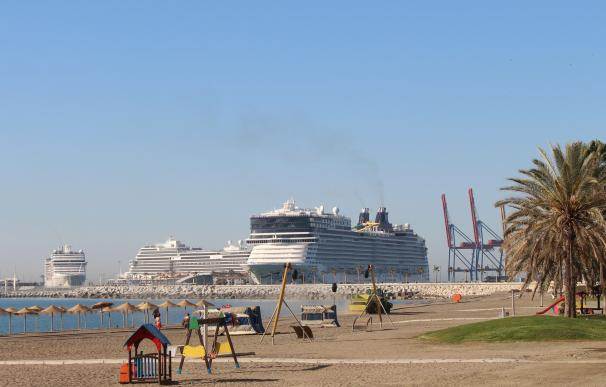 Los puertos de Baleares registran la llegada de 754.616 cruceristas en el primer semestre, un 3,4% más
