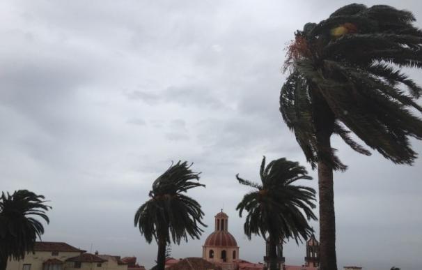Aviso amarillo este sábado en Cádiz y Almería por vientos y fenómenos costeros