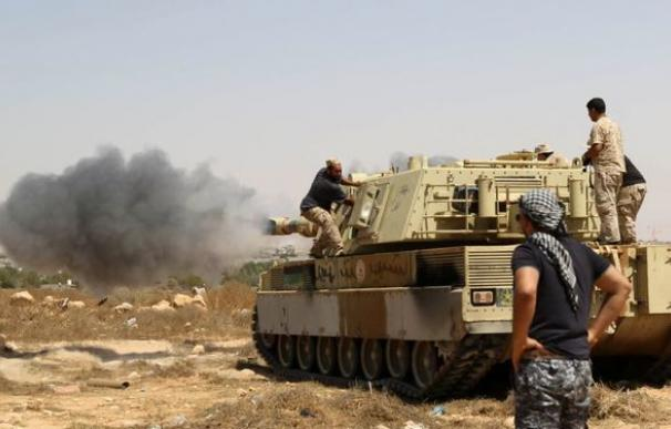 """Libia proclama oficialmente la """"liberación"""" de Sirte del Estado Islámico"""