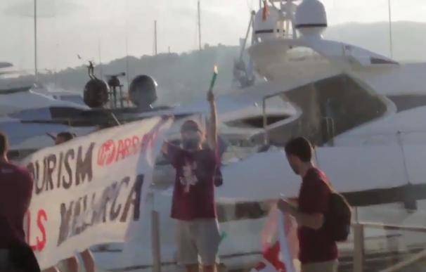 """EUIB defiende que Arran """"no merece ser criminalizada"""" por las acciones contra el turismo de masas"""