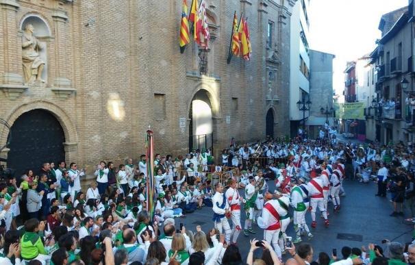 El programa 'Unidad Móvil', de Aragón TV, aborda las fiestas de San Lorenzo