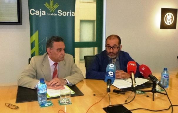Caja Rural de Soria apoyará con sus fondos a agricultores afectados por sequía que no obtengan aval del Ministerio