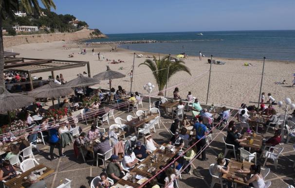 El sector servicios eleva sus ventas un 6,8% en junio en Cantabria, igual que la media