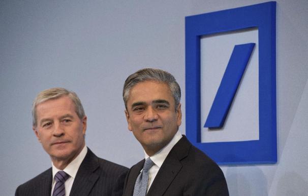 Deutsche Bank gana 665 millones en 2012, pese a las pérdidas del cuarto trimestre