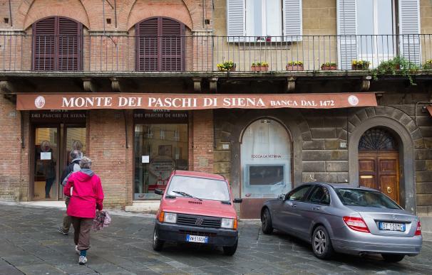 Italia prepara 20.000 millones para rescatar a su sistema bancario