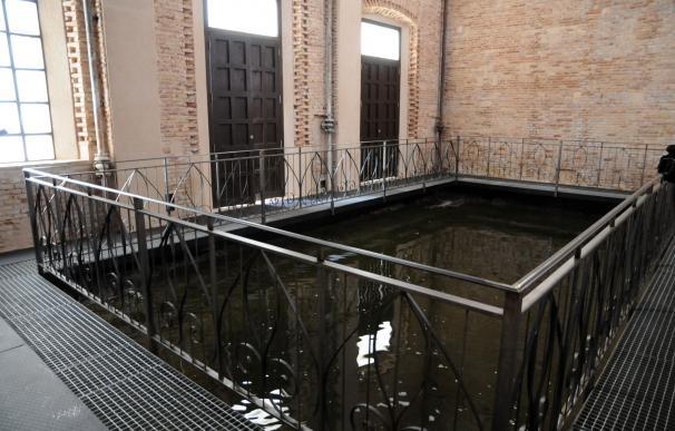 La Torre del Agua de Cristina Iglesias, en Toledo, se podrá visitar el 19 de agosto en jornada de puertas abiertas