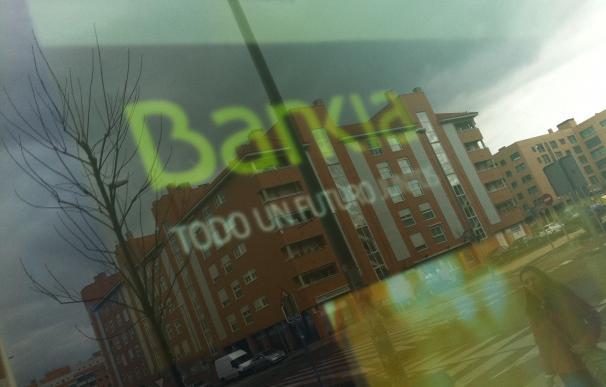 Bankia concede hipotecas por 361 millones en la Comunidad hasta junio, un 41% más
