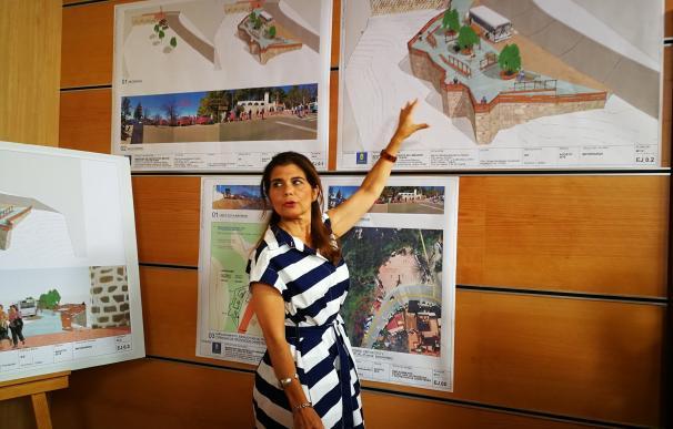 Tejeda (Gran Canaria) disfrutará de un mirador de unos 240.000 euros