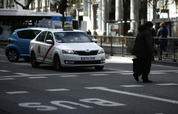El TSJM anula los artículos de la ordenanza del taxi de Madrid que fijan el día concreto de descanso