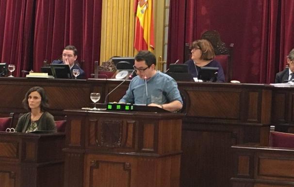"""Podemos, sobre los presupuestos: """"En Baleares mandan los grandes hoteleros"""""""