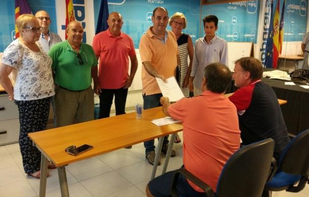 Xisco Ferrà será el único candidato a presidir el PP de Marratxí