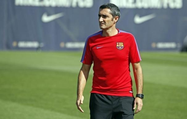 """Valverde: """"A Neymar se le suple no mirando atrás, tengo a unos cuantos jugadores dispuestos"""""""
