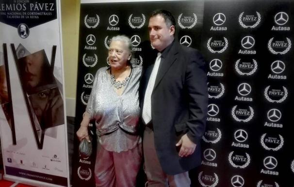 Los Premios Terele Pávez del Festival Nacional de Cortometrajes de Talavera mantendrán vivo el legado de la actriz