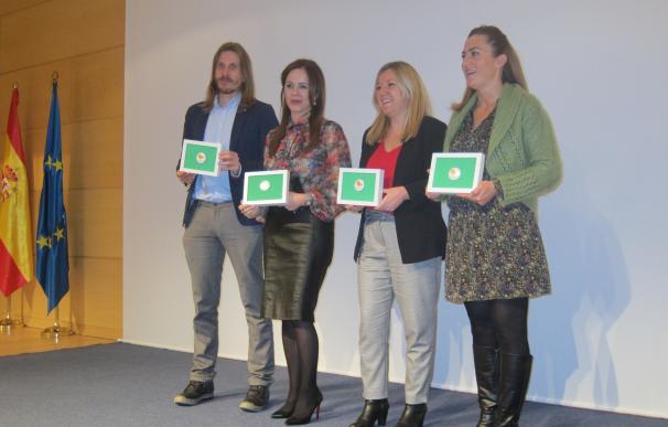 Barcones, Rosado, Fernández y Clemente, premios Hemiciscos 2016