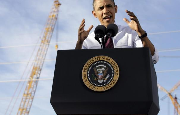 Obama ofrece ayudar personalmente a un parado en un foro por internet
