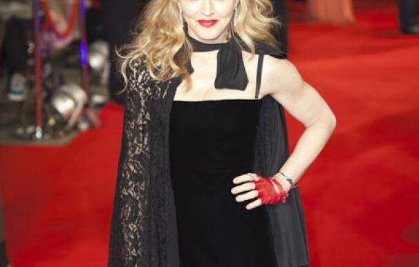 Madonna, una 'estrella' en la portada de su nuevo sencillo