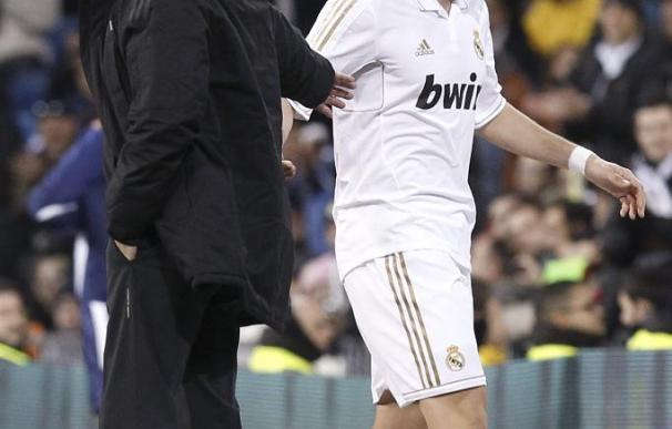 Mourinho resta importancia a la ventaja del Madrid en la Liga respecto al Barcelona