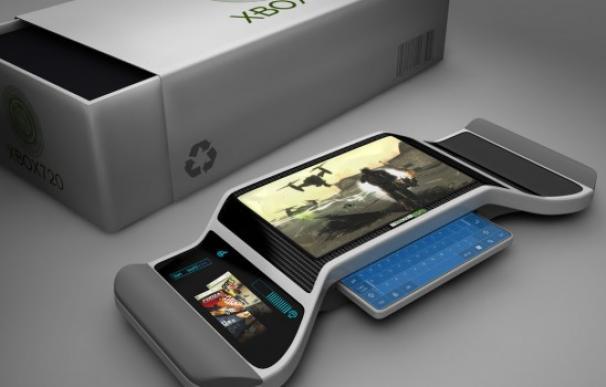 Concepto de Xbox 720