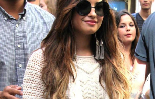 Demi Lovato no se atreve a salir de nuevo en televisión