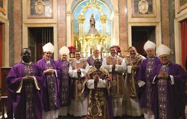 El arzobispo de Toledo ordena tres nuevos presbíteros y un diácono este domingo