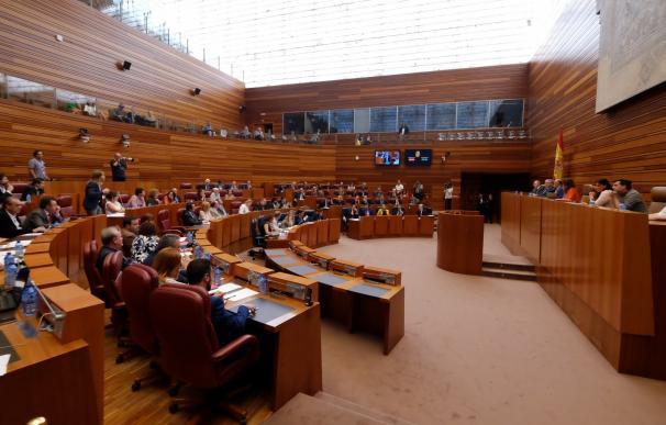 Ley de Dependencia, gestión sanitaria y la caída de sociedades en CyL centrarán las preguntas a Herrera