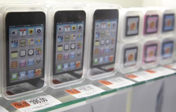Las ventas de Apple se disparan y superan los pronósticos